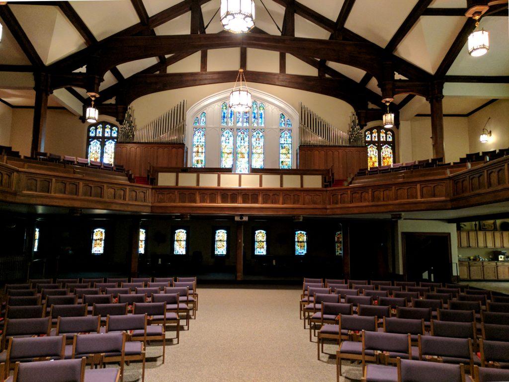 Sanctuary - Seats up to 400